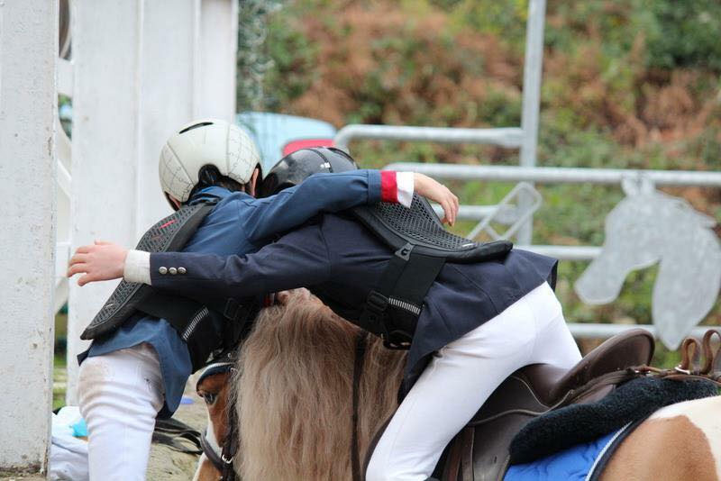 Scuola di Equitazione ad Ischia Aragona Arabians